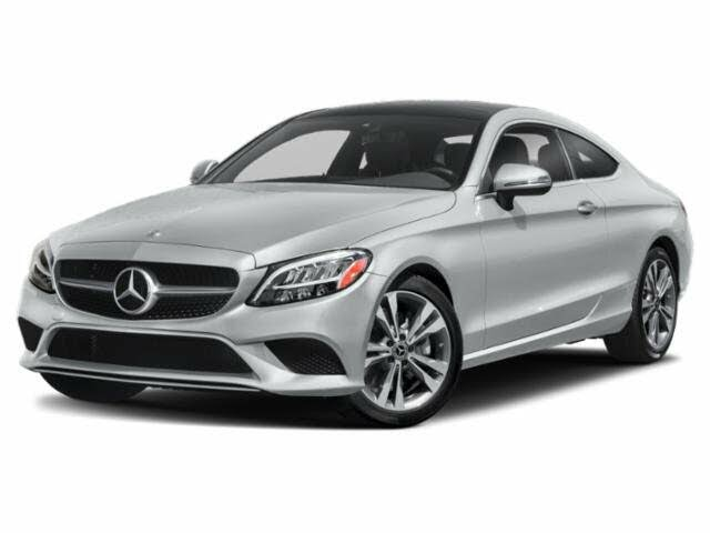 2021 Mercedes-Benz C-Class C 300 4MATIC Coupe AWD