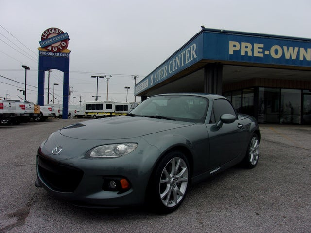 2013 Mazda MX-5 Miata Grand Touring Convertible with Retractable Hardtop
