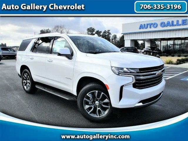 2021 Chevrolet Tahoe LT RWD