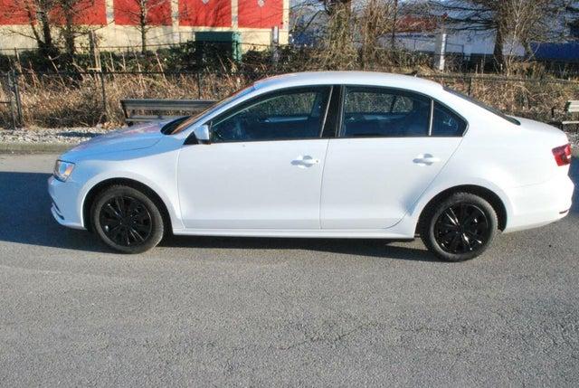 2017 Volkswagen Jetta 1.4T S FWD