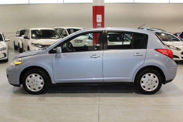 2009 Nissan Versa S Hatchback