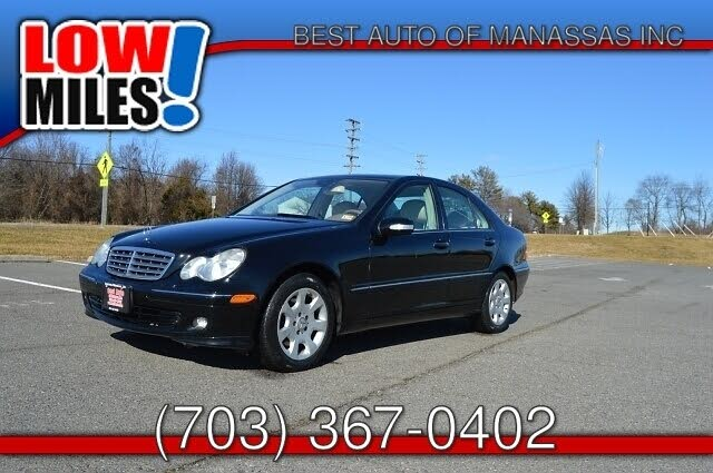2006 Mercedes-Benz C-Class C 350 4MATIC Luxury