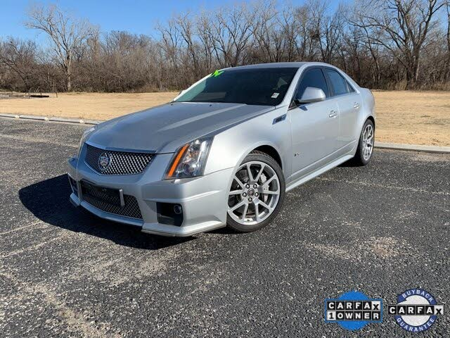 Used Cadillac Cts V For Sale Right Now Cargurus