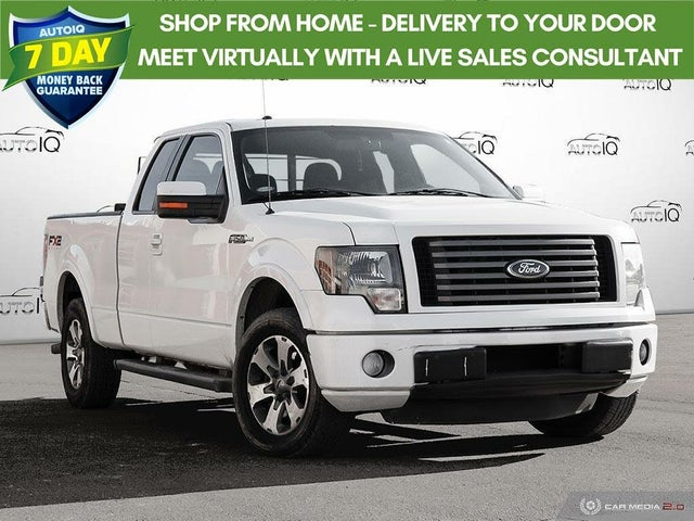 2011 Ford F-150 FX2 SuperCab