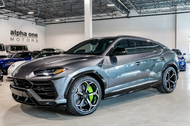 2019 Lamborghini Urus 4WD