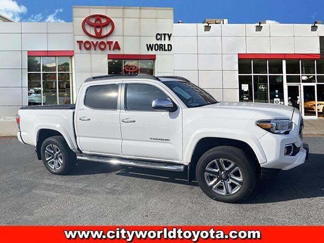 2016 Toyota Tacoma Double Cab V6 Limited 4WD