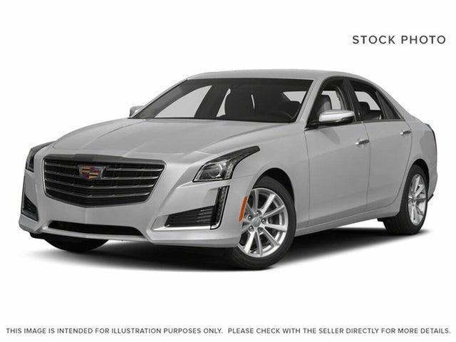 2017 Cadillac CTS 3.6L Premium Luxury AWD
