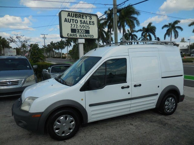 2013 Ford Transit Connect Cargo XL FWD