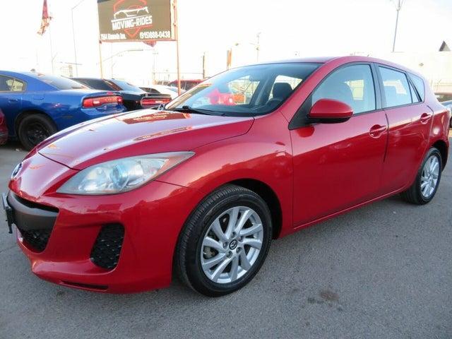 2013 Mazda MAZDA3 i Touring Hatchback