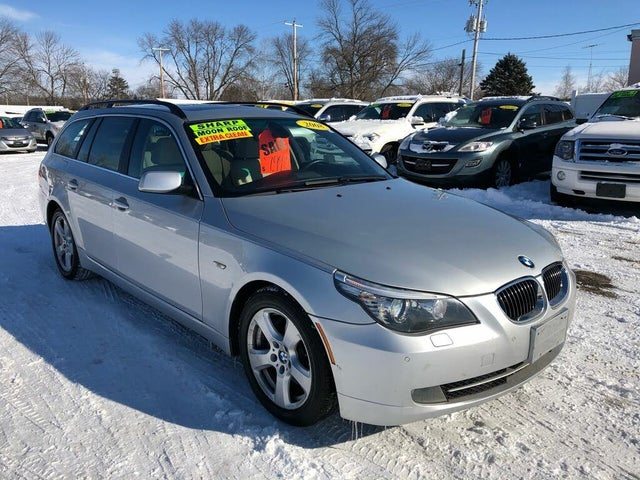 2008 BMW 5 Series 535xi Wagon AWD