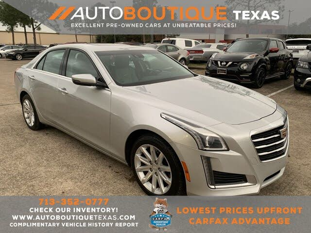 2015 Cadillac CTS 2.0T Luxury AWD