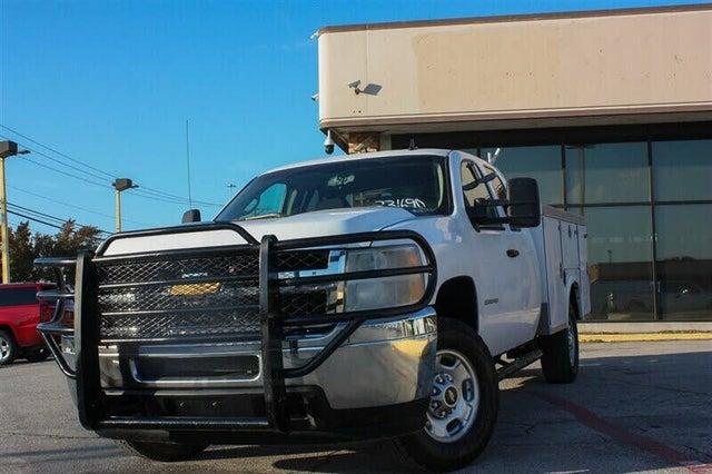 2013 Chevrolet Silverado 2500HD Work Truck Extended Cab 4WD