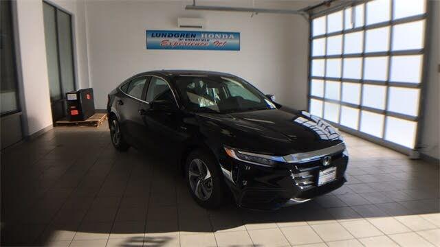 2020 Honda Insight EX Sedan FWD