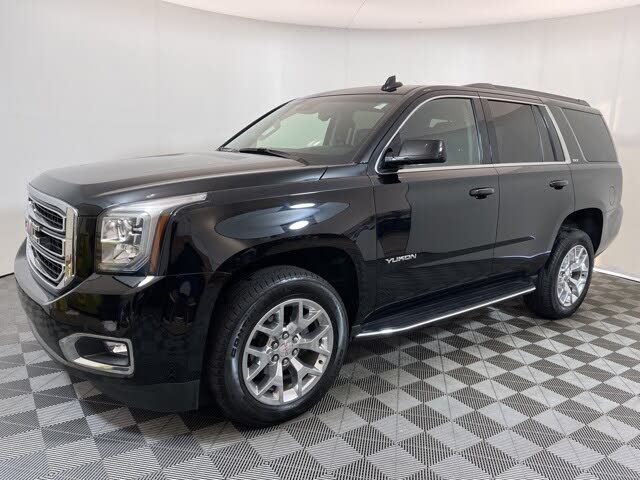 2019 GMC Yukon SLT Standard Edition 4WD