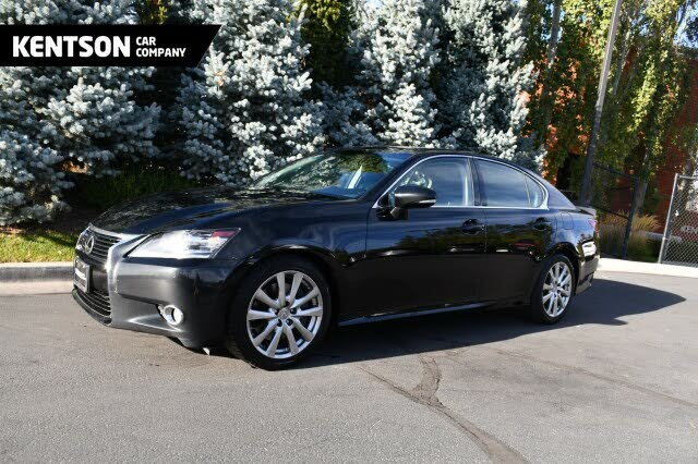 2015 Lexus GS 350 F Sport Crafted Line RWD