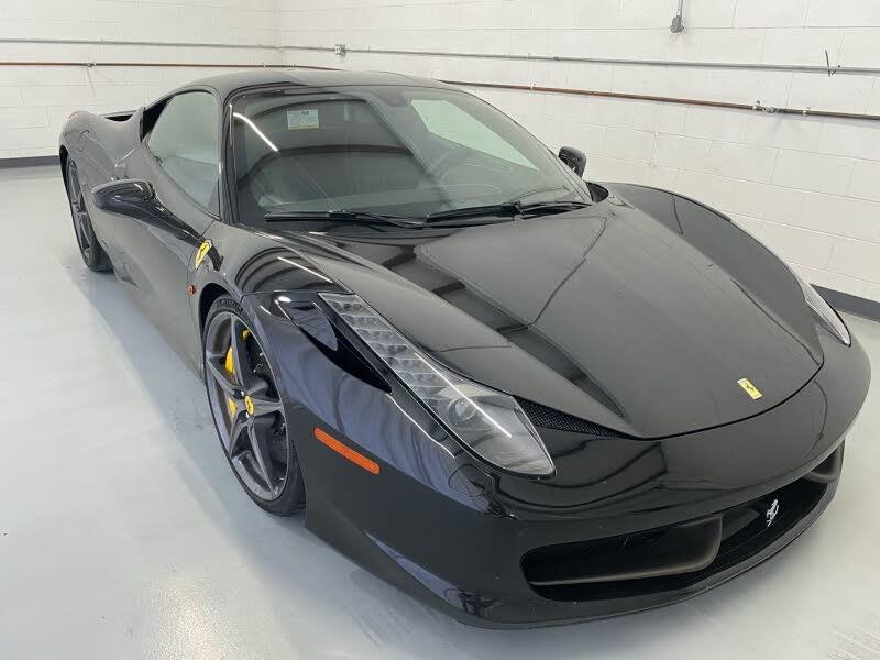 Used Ferrari 458 Italia For Sale Right Now Cargurus