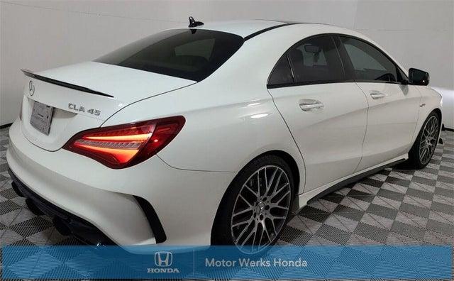 2017 Mercedes-Benz CLA-Class CLA AMG 45