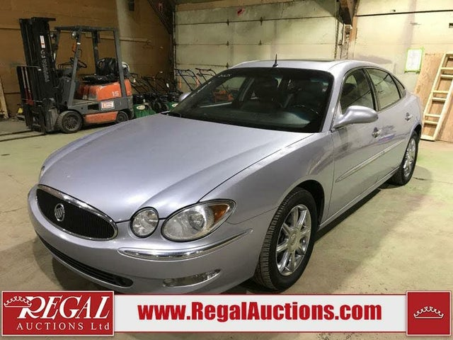 2005 Buick Allure CXS FWD