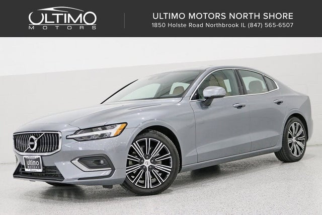 2019 Volvo S60 T5 Inscription FWD
