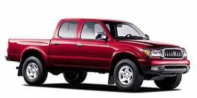 2003 Toyota Tacoma Prerunner V6 Crew Cab SB