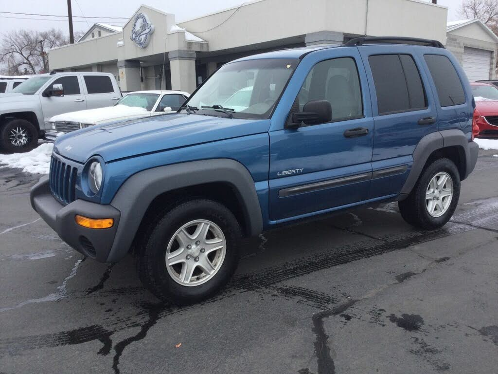Used Jeep Liberty For Sale In Logan Ut Cargurus