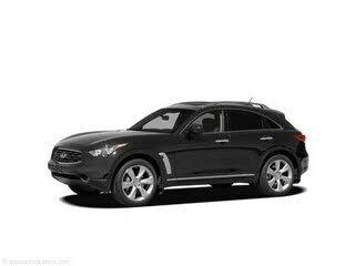 2011 INFINITI FX50 AWD