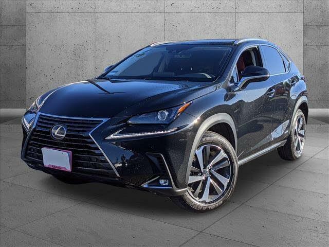 2020 Lexus NX Hybrid 300h AWD
