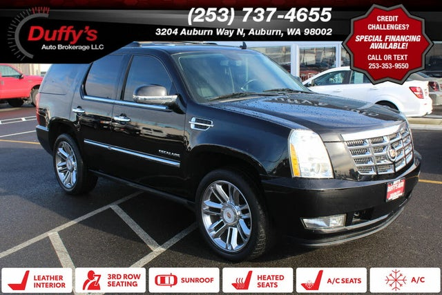 2013 Cadillac Escalade Luxury RWD