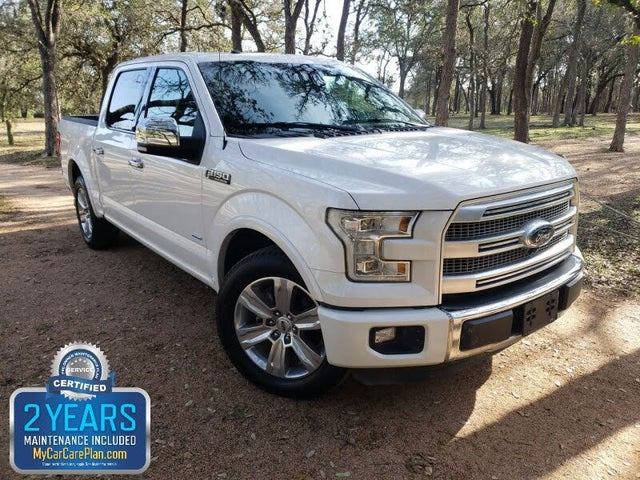 2016 Ford F-150 Platinum SuperCrew