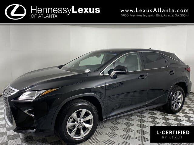 2019 Lexus RX 350 FWD