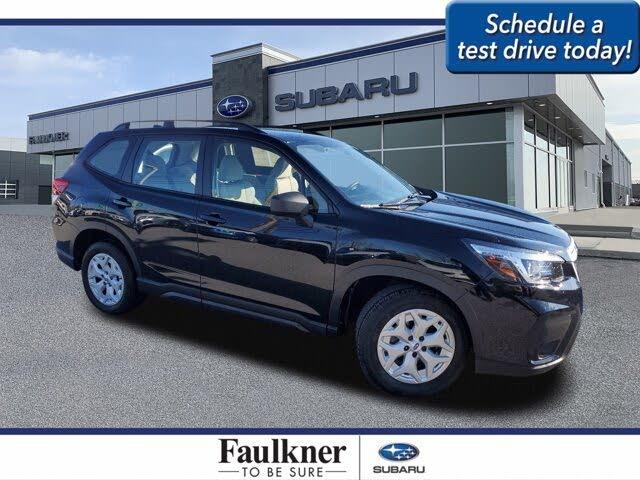 2019 Subaru Forester 2.5i AWD