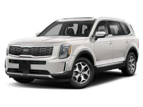 2021 Kia Telluride EX AWD
