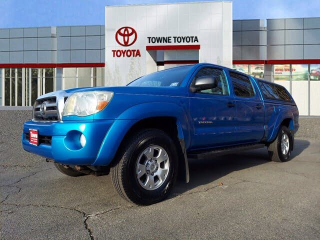 2010 Toyota Tacoma Double Cab LB V6 4WD