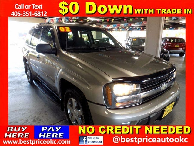 2003 Chevrolet Trailblazer LT RWD