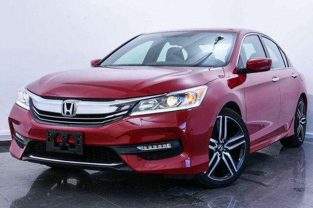 2017 Honda Accord Sport SE FWD