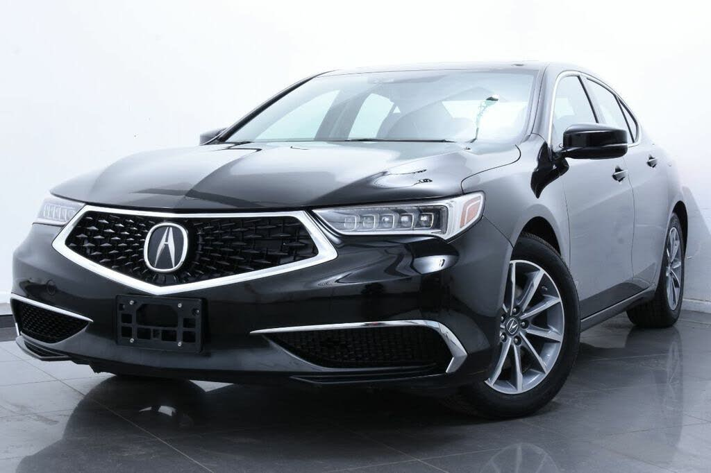 Used 2019 Acura Tlx For Sale Cargurus Com