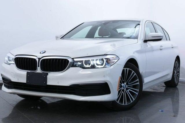 2019 BMW 5 Series 530i xDrive Sedan AWD