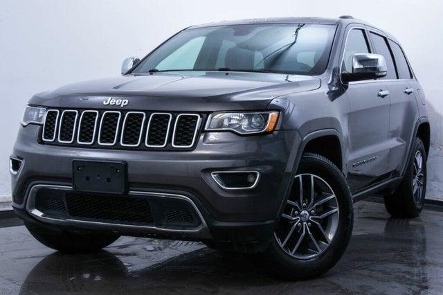 2019 Jeep Grand Cherokee Limited RWD