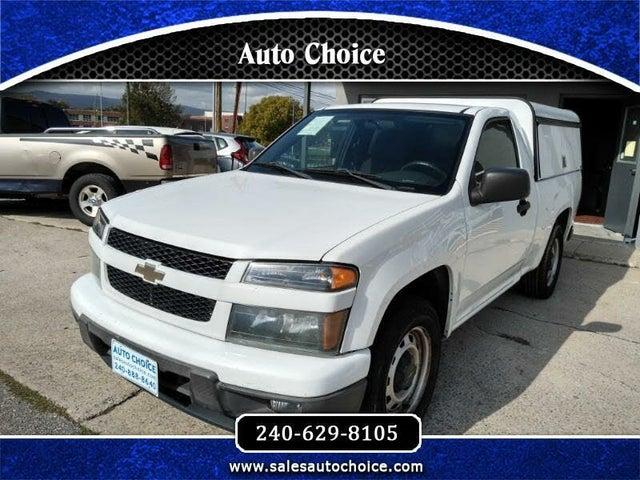 2011 Chevrolet Colorado Work Truck RWD