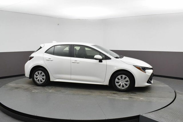 2019 Toyota Corolla Hatchback FWD