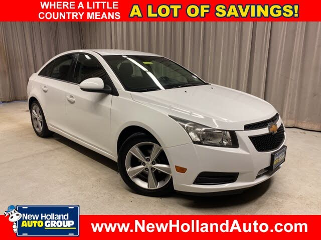2012 Chevrolet Cruze 2LT Sedan FWD