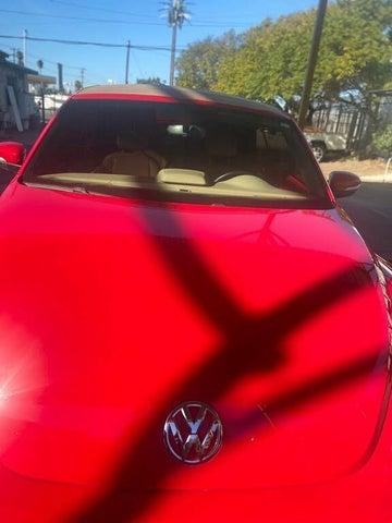 2014 Volkswagen Beetle 1.8T Convertible with Premium