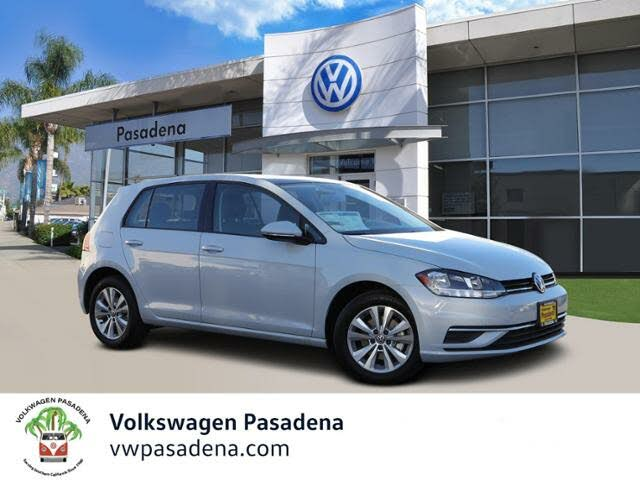 2020 Volkswagen Golf 1.4T FWD