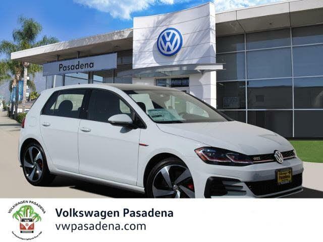 2020 Volkswagen GTI 2.0T SE 4-Door FWD