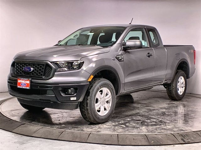 2021 Ford Ranger XL SuperCab RWD