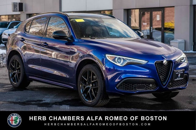 2020 Alfa Romeo Stelvio Ti Sport AWD
