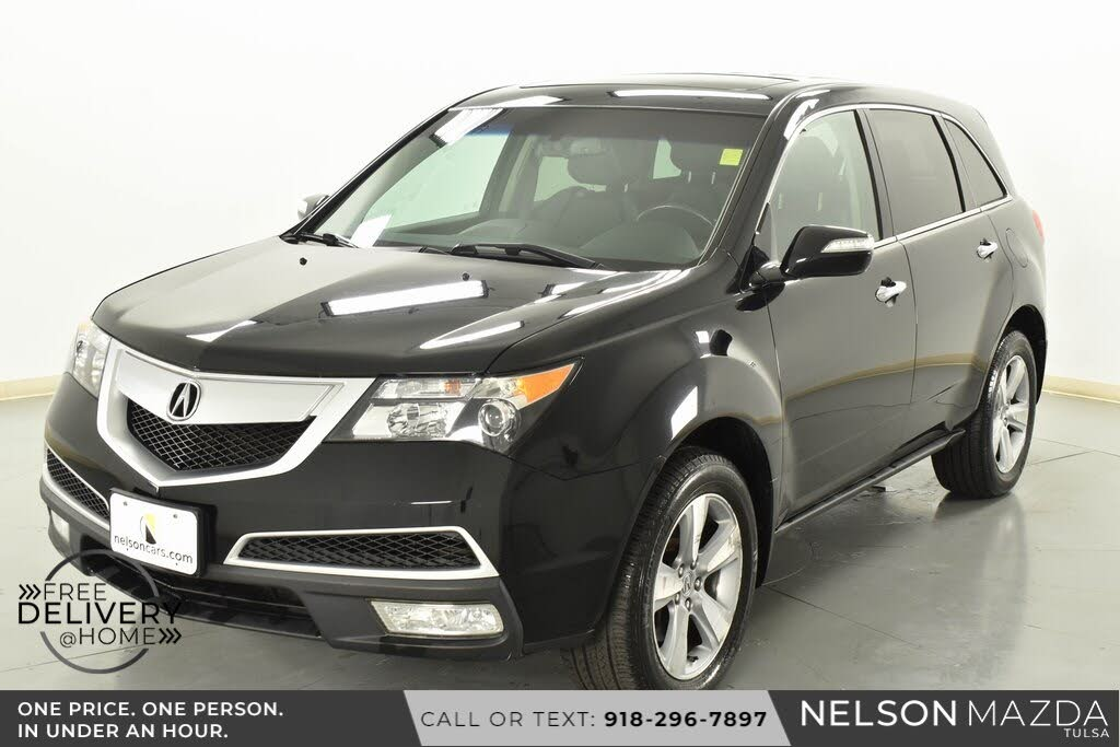 Used 2010 Acura Mdx For Sale Right Now Cargurus