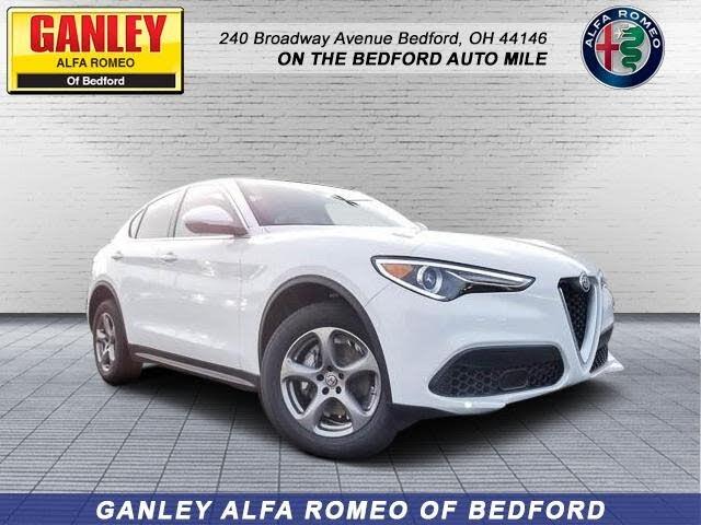 2021 Alfa Romeo Stelvio Sprint AWD