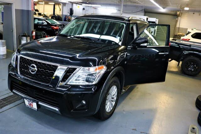 2019 Nissan Armada SV 4WD