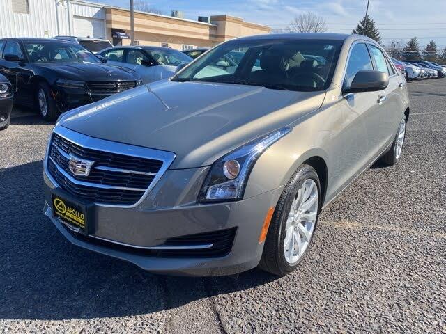 2017 Cadillac ATS 2.0T AWD